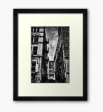 Northern Quarter MANchester Framed Print