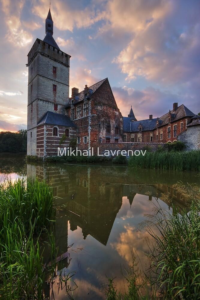 Horst Castle by Mikhail Lavrenov