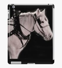 The Working Horse iPad Case/Skin