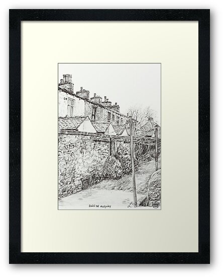 Down the Alleyway by L K Southward