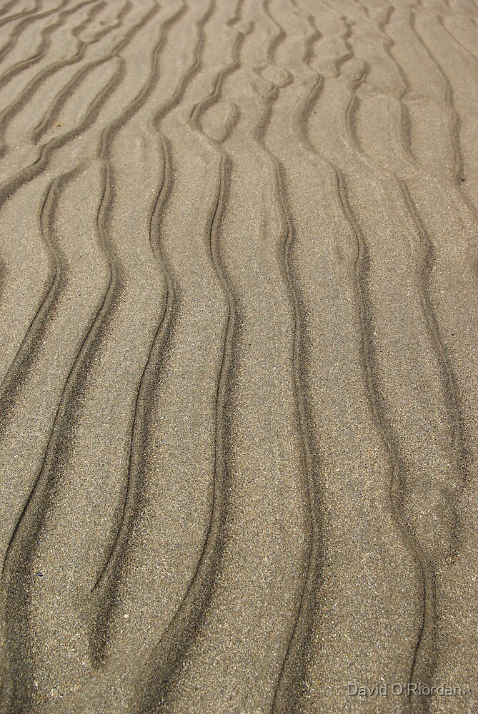 Ripples In The Sand by David O'Riordan