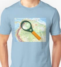 Now is a time for travel. T-Shirt