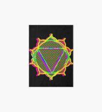 Manipura - Solar Plexus chakra Art Board