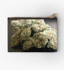 Dank Cookies Buds 420 Cannabis Ganja  Zipper Pouch