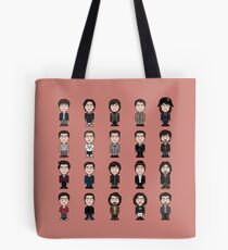 The Burkespotter's Guide (pillow/bag/case) Tote Bag
