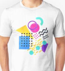 Memphis style Unisex T-Shirt