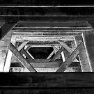 beams by Bruce  Dickson