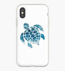 Ocean Sea Turtle iPhone Case