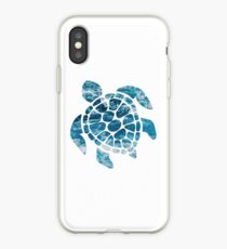 Ocean Sea Turtle iPhone Case