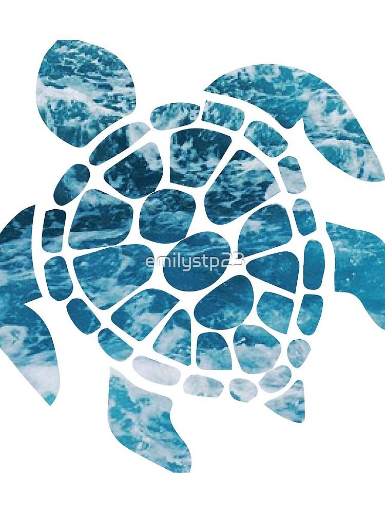Ocean Sea Turtle by emilystp23