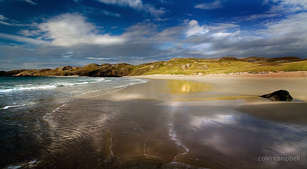Oldshoremore VII by colin campbell