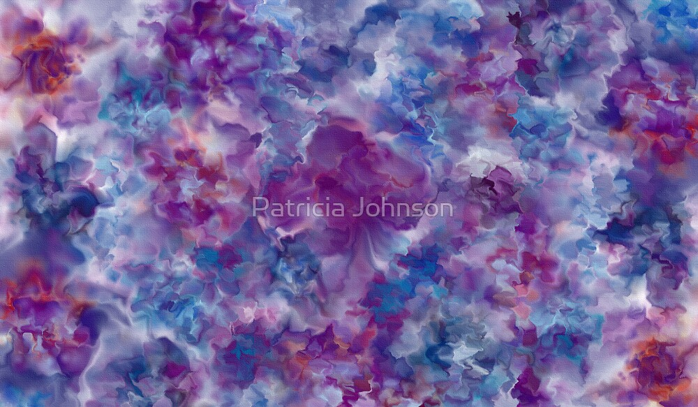 Field of Flowers by Patricia Johnson
