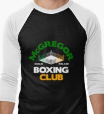 Conor McGregor Boxing Club T-Shirt