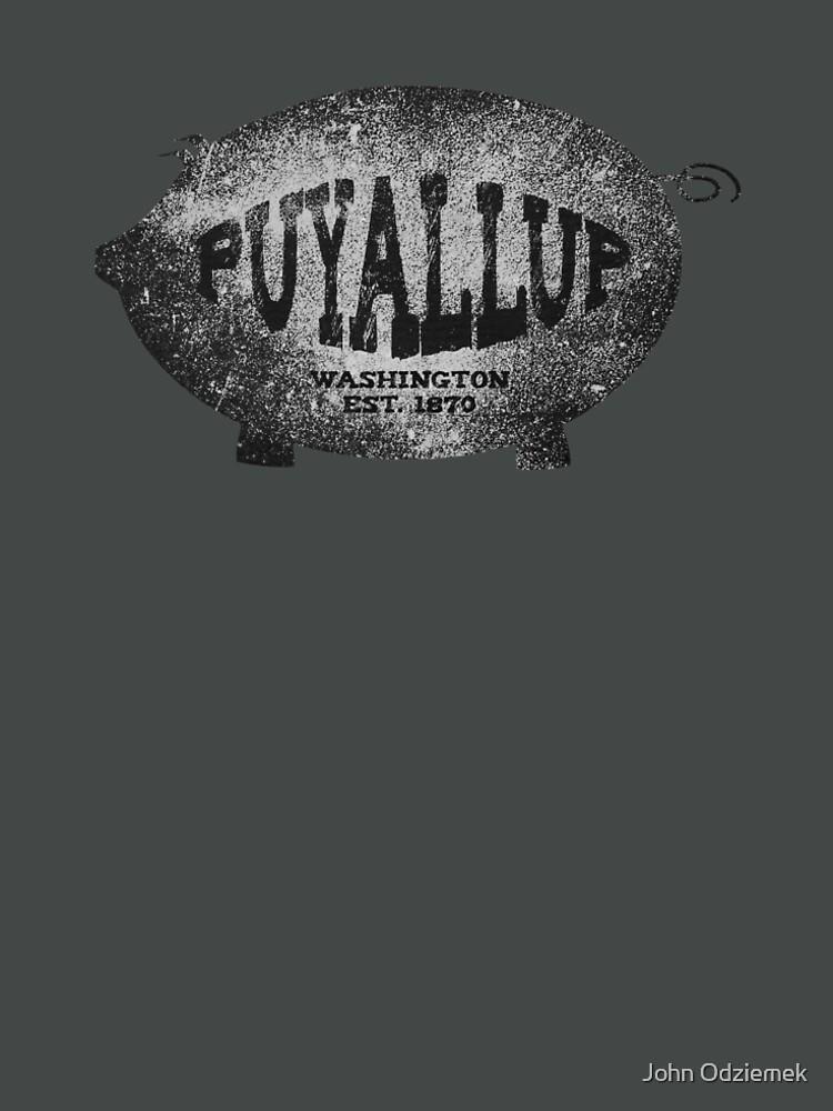 Puyallup, Washington Swag by JohnOdz