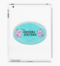 The Amoeba Sisters iPad Case/Skin