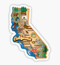California Sticker Sticker