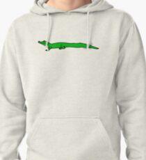 Crocodile  Pullover Hoodie
