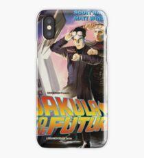 Bakula to the Future iPhone Case/Skin