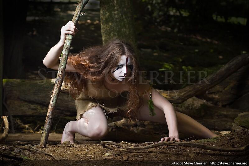Huntress by Brynn