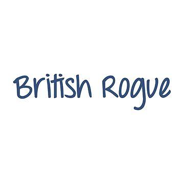 One Direction - British Rogue by carolanneroyer