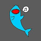 Singing Shark by Hannah Sterry