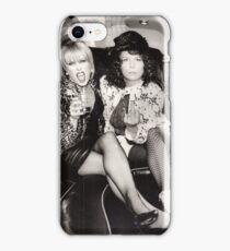 Patsy and Eddie Sweetie Darling iPhone Case/Skin