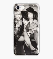 Patsy and Eddie Sweetie Darling iPhone Case/Skin