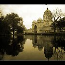 Melbourne Heritage by littlemissgiggles