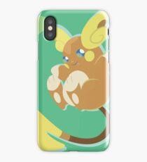 Starry Raichu  iPhone Case/Skin