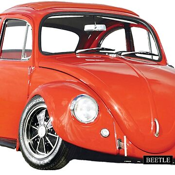 VW Beetle  by 1StopPrints