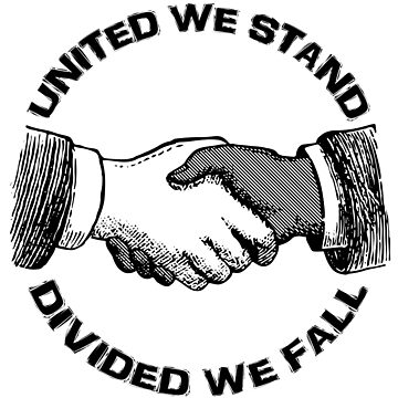 United We Stand - Divided We Fall by ViktorCraft