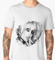 Patsy Stone Partying Men's Premium T-Shirt