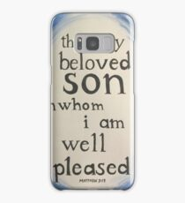 Matthew 3:17 Samsung Galaxy Case/Skin