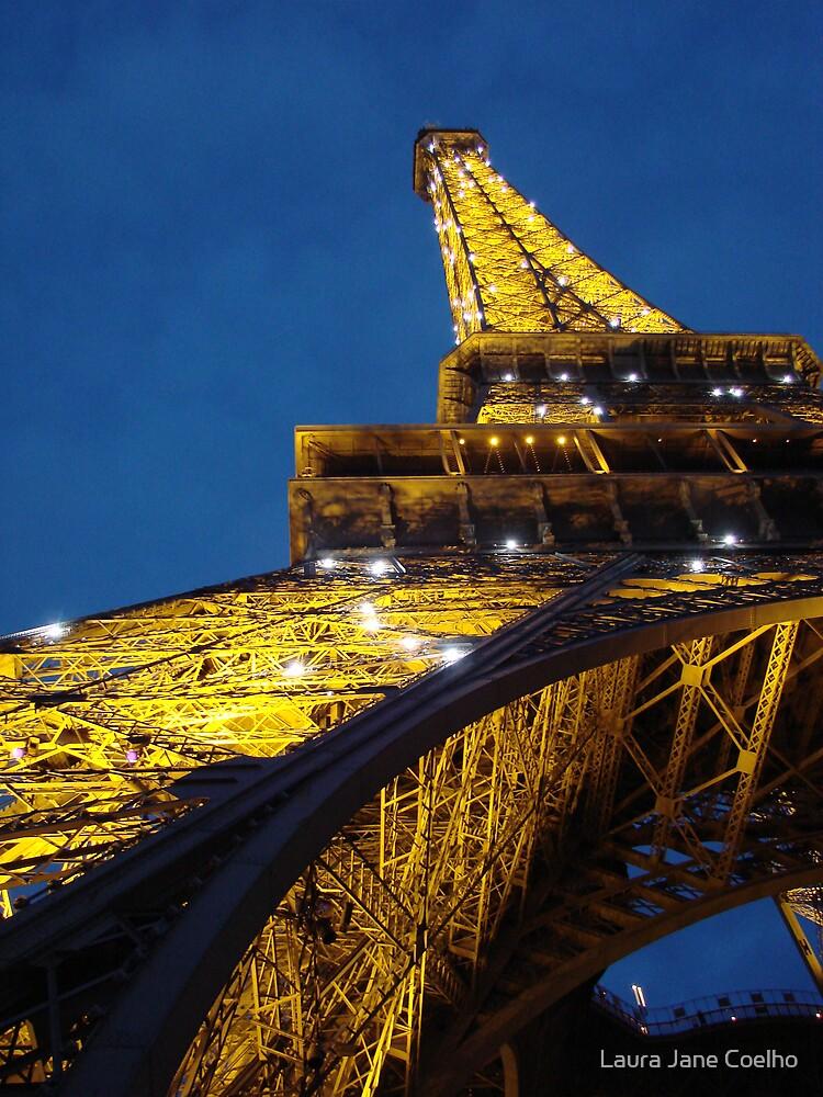 Eiffel Tower by Laura Jane Coelho