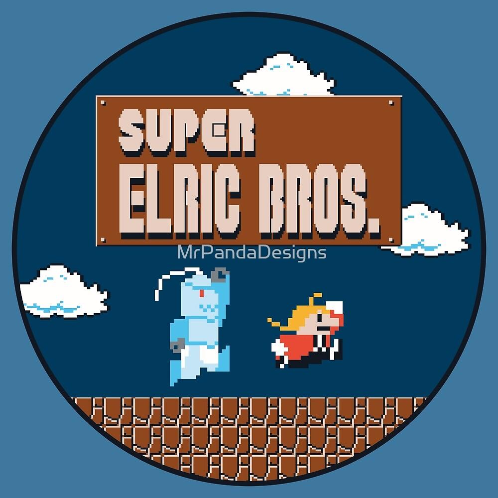 Super Elric Bros by MrPandaDesigns