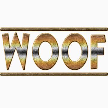 Woof - The Label! by Cookiedav