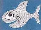 The Good News Fish by Juhan Rodrik