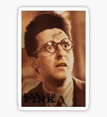 Barton Fink Sticker