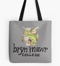 Bryn Mawr College Owl Tote Bag