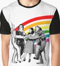 Wizard of Oz Rainbow Graphic T-Shirt