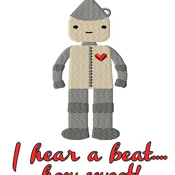 Tin Man Heart Beat by Specialstace83