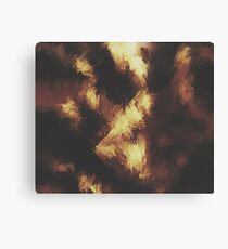 Golden Brown Canvas Print