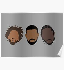 New Age Rappers Poster