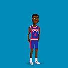 Joe D by pixelfaces
