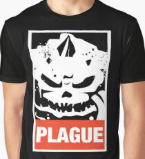 Warhammer 40k Inspired Plague Lord Nurgle Graphic T-Shirt