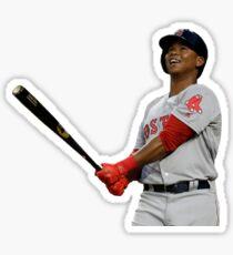 Rafael Devers #11 Boston Red Sox Sticker