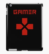 Gamer Video Game Buttons iPad Case/Skin