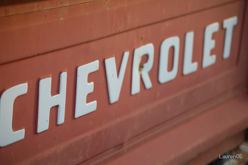 Old Chevrolet! by Lauren01