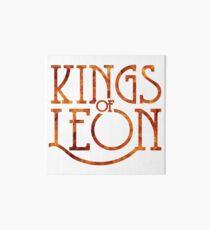 Kings of leon - fire Art Board
