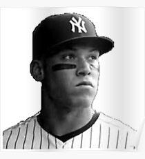 Aaron Judge #99 New York Yankees Poster